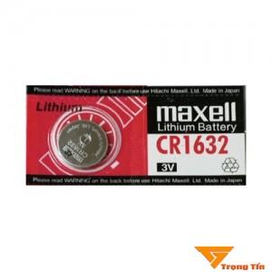 Pin CR1632 Maxell (1 viên)