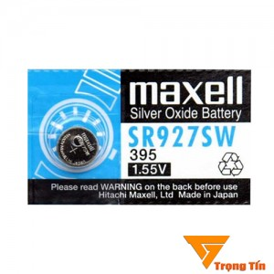 Pin SR927SW Maxell, pin 395