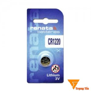 Pin Cr1220 Renata