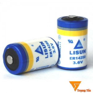 Pin Nuôi nguồn Lisun ER14250 3.6V