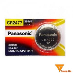 Pin cr2477 Panasonic