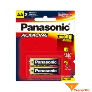 Pin Panasonic AA (vỉ 2 viên)
