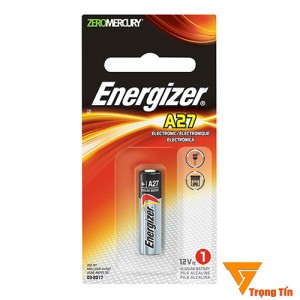 Pin A27 Energizer